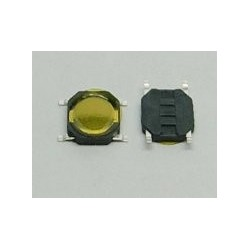Boton 5x5x0.8mm para tablet o mp4 pulsador