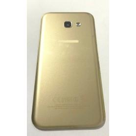 Tapa trasera Samsung Galaxy A5 2017 A520 SM-A520F desmontaje Dorado o Negro