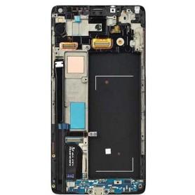 Pantalla original con marco Samsung Galaxy Note 4 N910 N910C N910A N910F N910H
