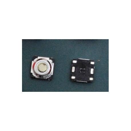 Boton 5x5x1.5mm para tablet o mp4 pulsador