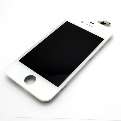 Pantalla Completa IPHONE 4 4G LCD + TACTIL Ensamblada BLANCA