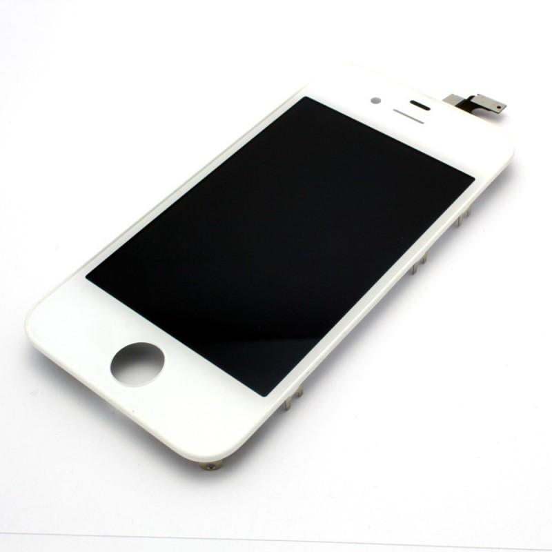 6422dc3e Pantalla Completa IPHONE 4 4G LCD + TACTIL Ensamblada BLANCA - Recambios  Tablet