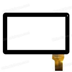 NJG101021AEGOB-V0 Pantalla tactil cristal digitalizador