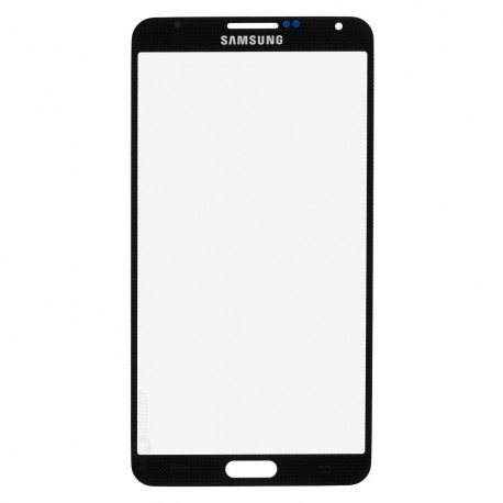 Pantalla cristal para Samsung Galaxy Note 3 N9000 N9005 NEGRA