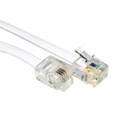 Cable RJ11 1M