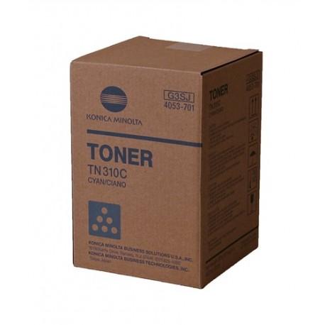 TN310C TONER ORIGINAL KONICA MINOLTA CIAN 4053-703