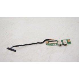 HP COMPAQ PRESARIO F600 TARJETA DE SONIDO CON CABLE 32AT8AB0020