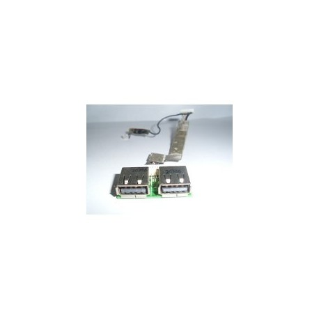 Jack USB 50.4f504.003 flex kai 48.4f601.011 HP pavilion DV2899ES