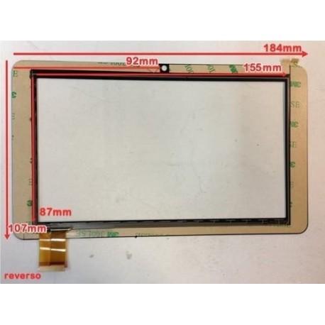 tpc-51072 v3.0 Pantalla tactil PB70A8515 digitalizador XRDPG-070-065-FPC