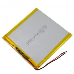 Bateria para tablet WOLDER BALTIMORE 5000mAh 3.7V 100 x 98 x 3mm