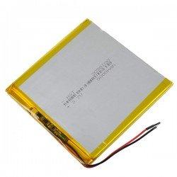 Bateria para tablet WOLDER BALTIMORE 5000mAh 3.7V 120x 65 x 3mm