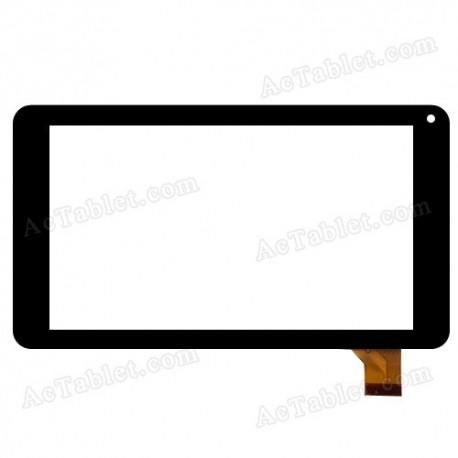 Pantalla táctil QCY-FPC-070042-V2 / QCY-FPC-070045-V2 digitalizador