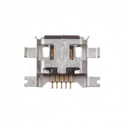 Conector micro usb BQ Curie 2 jack conector de carga