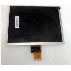 Pantalla LCD bq Curie 2 display