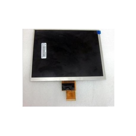 Pantalla LCD bq Curie 2 display