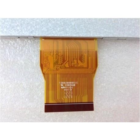 Pantalla LCD 73002000851C E203460 display