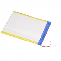 Bateria tablet 6500mAh 3.7V 160 x 110 x 3mm