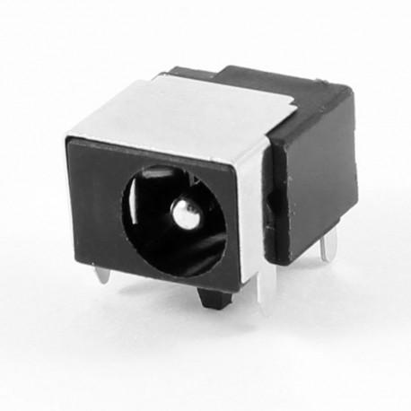 Conector DC JACK PJ034 5,5 X 2,5mm