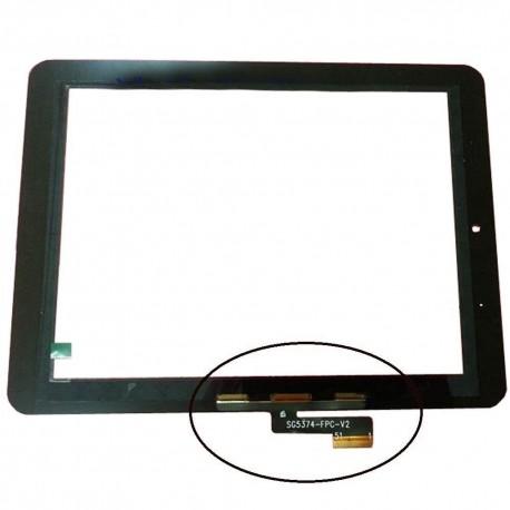 Pantalla tactil SG5374-FPC-V2 cristal digitalizador