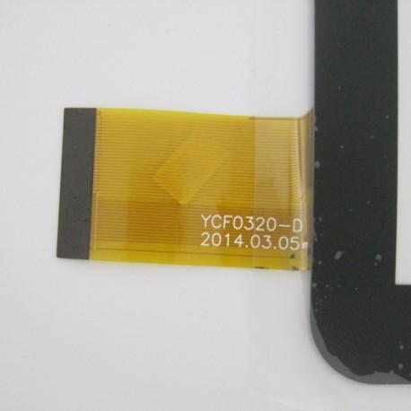 Pantalla tactil YCF0320-D
