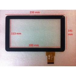 Pantalla tactil LHJ0206 FPC V01 digitalizador