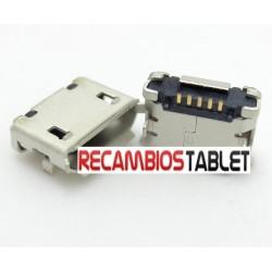 Conector jack micro usb U-030 conector de carga
