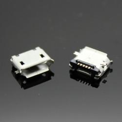 Conector corriente microUSB