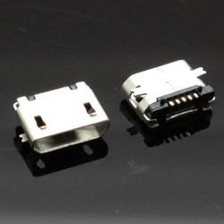 Conector carga micro USB