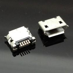Conector carga microUSB tablet