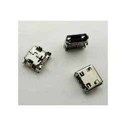 Conector de carga microUSB Samsung S5570 I9103 I9250 E329 S5360 GB70 S239 I559 W999 S3850 S6102