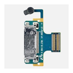 Conector de carga flex para Samsung P6200 Jack micro usb