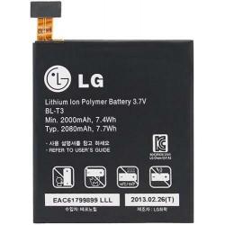 Bateria BL-T3 LG Optimus VU F100S F100L
