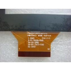 Pantalla tactil Brigmton BTPC-800 QC C195150A7 DRFPC182T-V1.0 touch