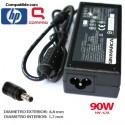 Cargador HP 90W 19V 4.74A 4.7 x 1.6 COMPATIBLE