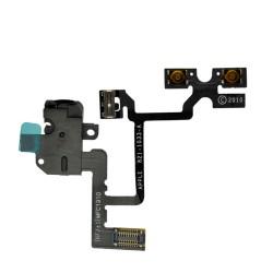 Flex de Audio Conector Jack 3.5mm iPhone 4 4G