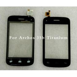 Pantalla tactil ARCHOS 35b Titanium touch cristal