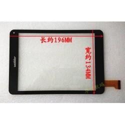 Pantalla tactil Wolder miTab IOWA MJK-0270 touch