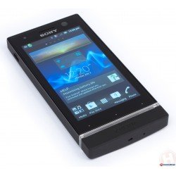 Protector pantalla de silicona para Sony Xperia U ST25i