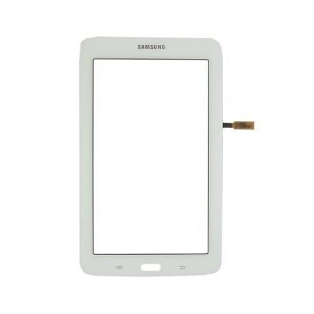 Pantalla tactil Samsung Galaxy Tab 3 Lite T110 blanca