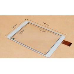 Pantalla tactil Xtreme X85 85 touch cristal de 7.85 pulgadas