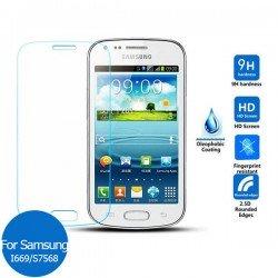 Protector Samsung GALAXY Trend Duos S7560 cristal templado