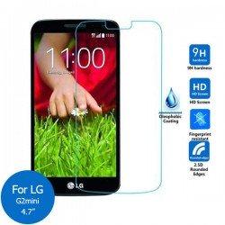 Protector cristal templado LG G2 mini D620 F390 D625 D610 D618
