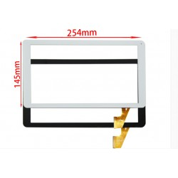 Repuesto pantalla Storex eZee Tab 10O10S 10Q16S tactil digitalizador