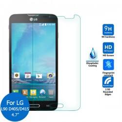 Protector cristal templado para LG L90 D405 L Series III