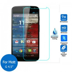 Protector cristal templado para Motorola Moto G Falcon XT1008 XT1031 XT1032