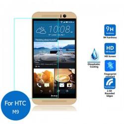 Protector cristal templado para HTC One M9 M9u