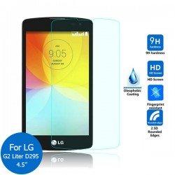 Protector cristal templado para LG Lite Dual L Fino D295 D290