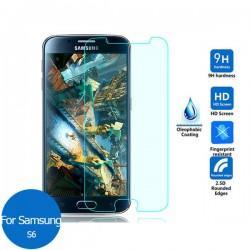 Protector cristal templado para Samsung Galaxy S6 Edge plus G928FZ