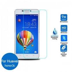Protector cristal templado Huawei Honor 3C