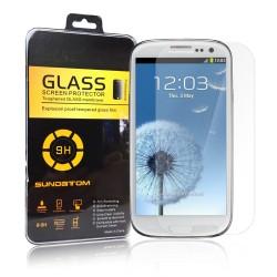 Protector cristal templado para Samsung GALAXY S3 NEO I9300 I9308 I939